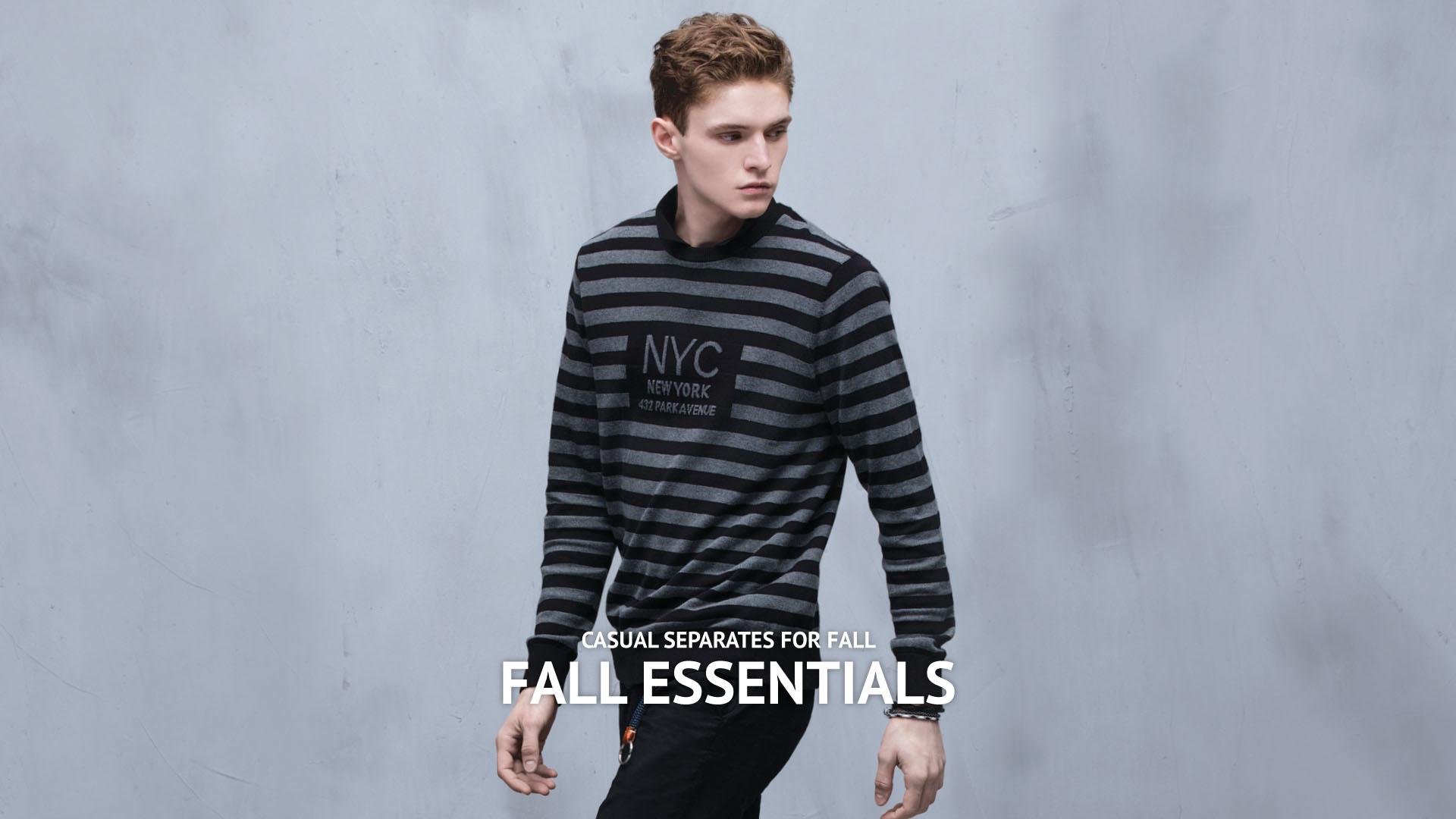 Lookbook (Fall Essentials)