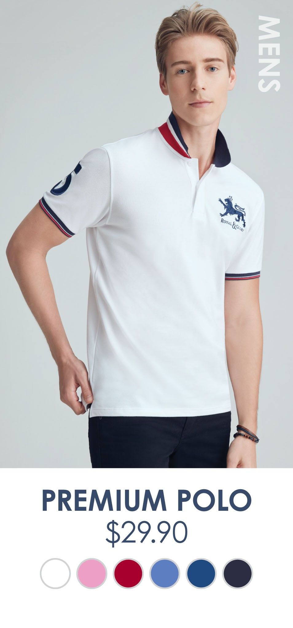 Premium polo_Lookbook_R1