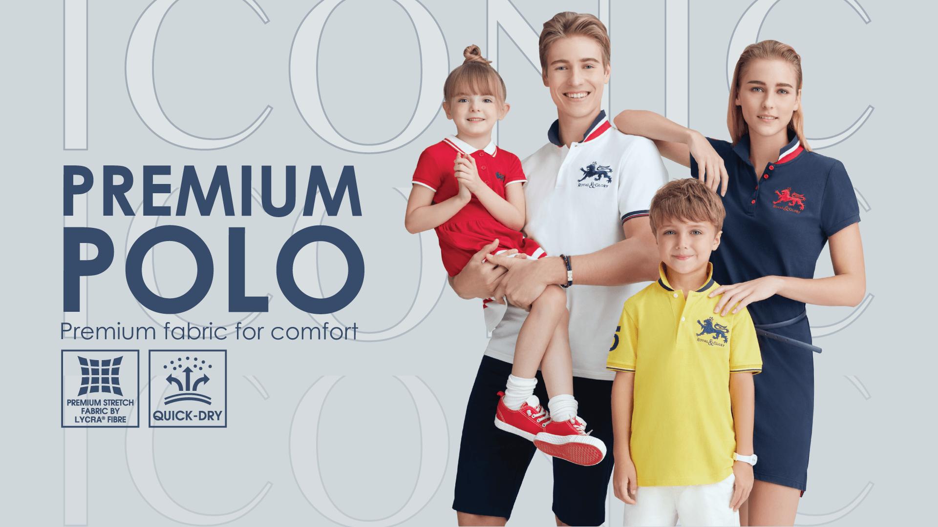 Premium polo_Web banner-1