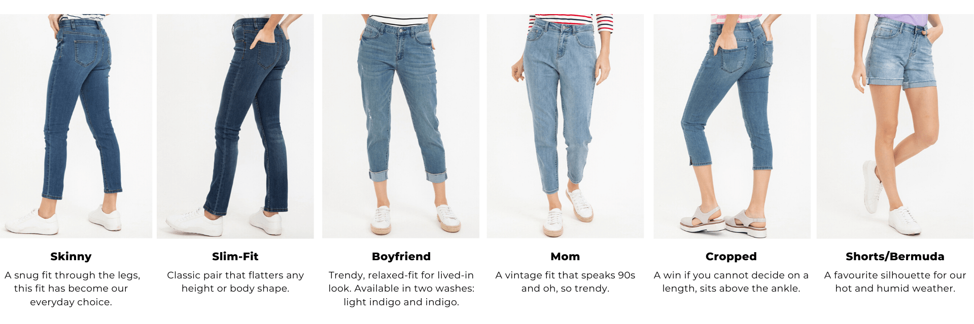 Denim Website