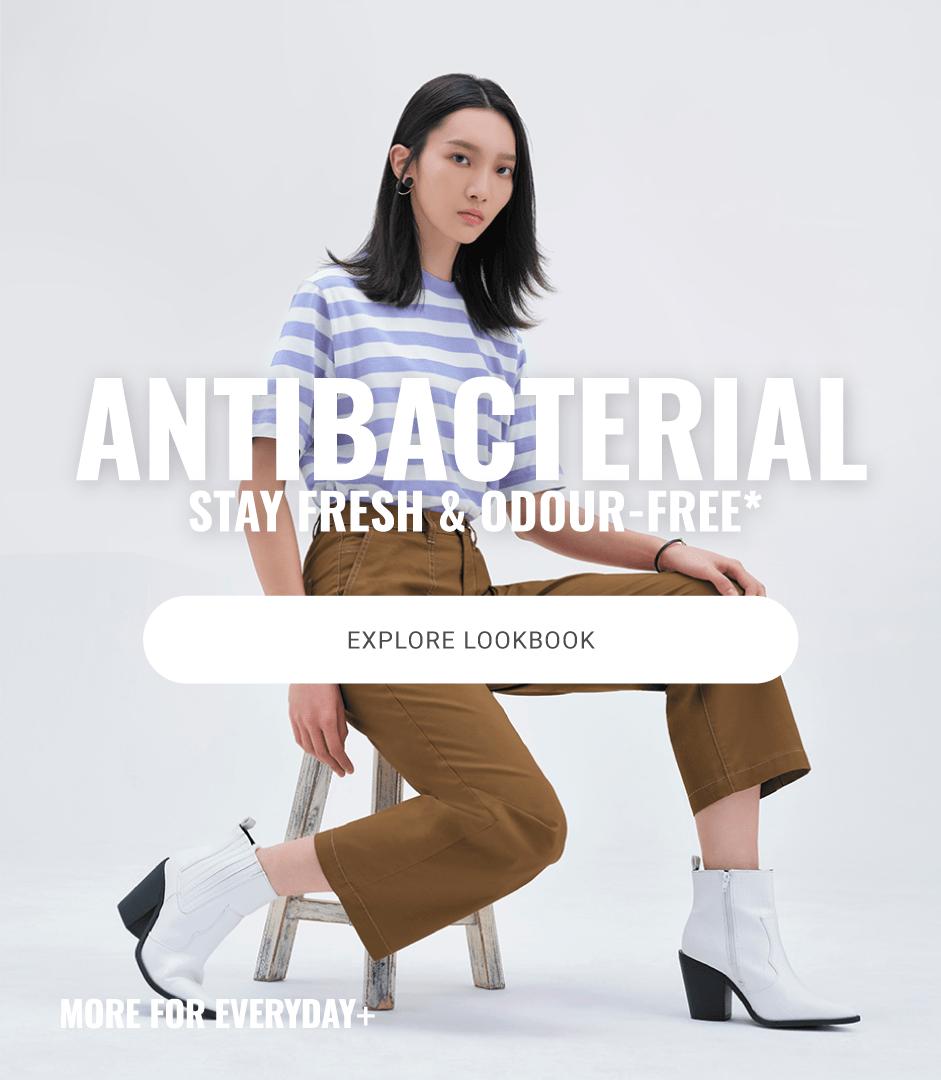 bossini-woman-model-in-antibacterial-pants